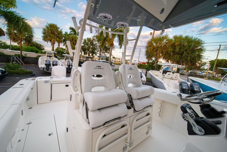 Thumbnail 38 for New 2020 Cobia 320 CC Center Console boat for sale in West Palm Beach, FL