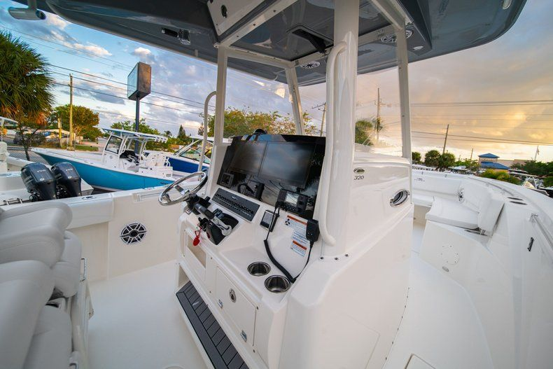Thumbnail 32 for New 2020 Cobia 320 CC Center Console boat for sale in West Palm Beach, FL