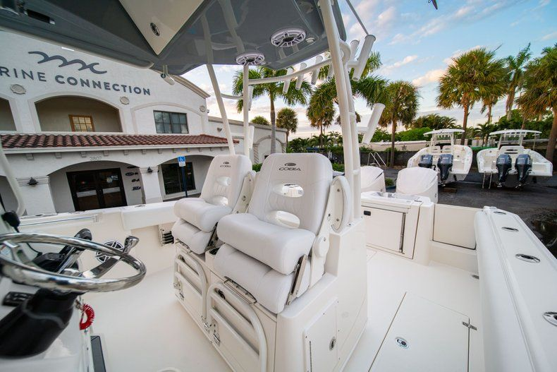 Thumbnail 40 for New 2020 Cobia 320 CC Center Console boat for sale in West Palm Beach, FL