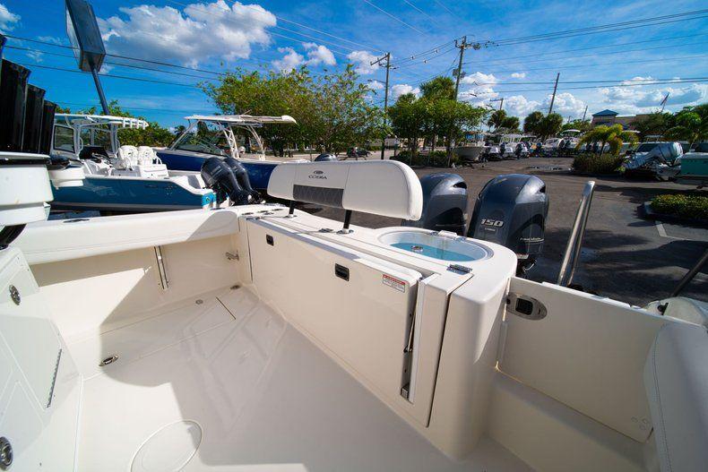 Thumbnail 11 for New 2020 Cobia 262 CC Center Console boat for sale in Vero Beach, FL
