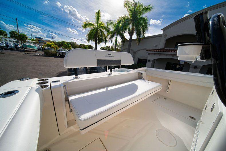 Thumbnail 10 for New 2020 Cobia 262 CC Center Console boat for sale in Vero Beach, FL