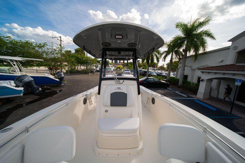 Thumbnail 37 for New 2020 Cobia 262 CC Center Console boat for sale in Vero Beach, FL