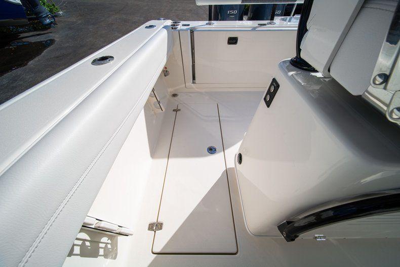 Thumbnail 16 for New 2020 Cobia 262 CC Center Console boat for sale in Vero Beach, FL