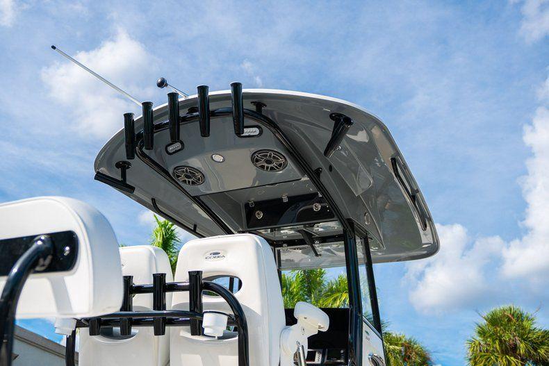 Thumbnail 8 for New 2020 Cobia 262 CC Center Console boat for sale in Vero Beach, FL