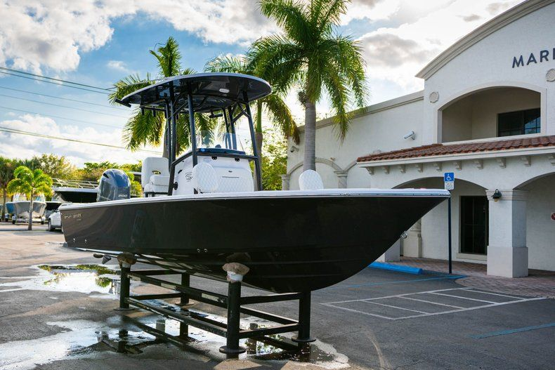 Thumbnail 1 for New 2020 Sportsman Masters 227 Bay Boat boat for sale in Vero Beach, FL