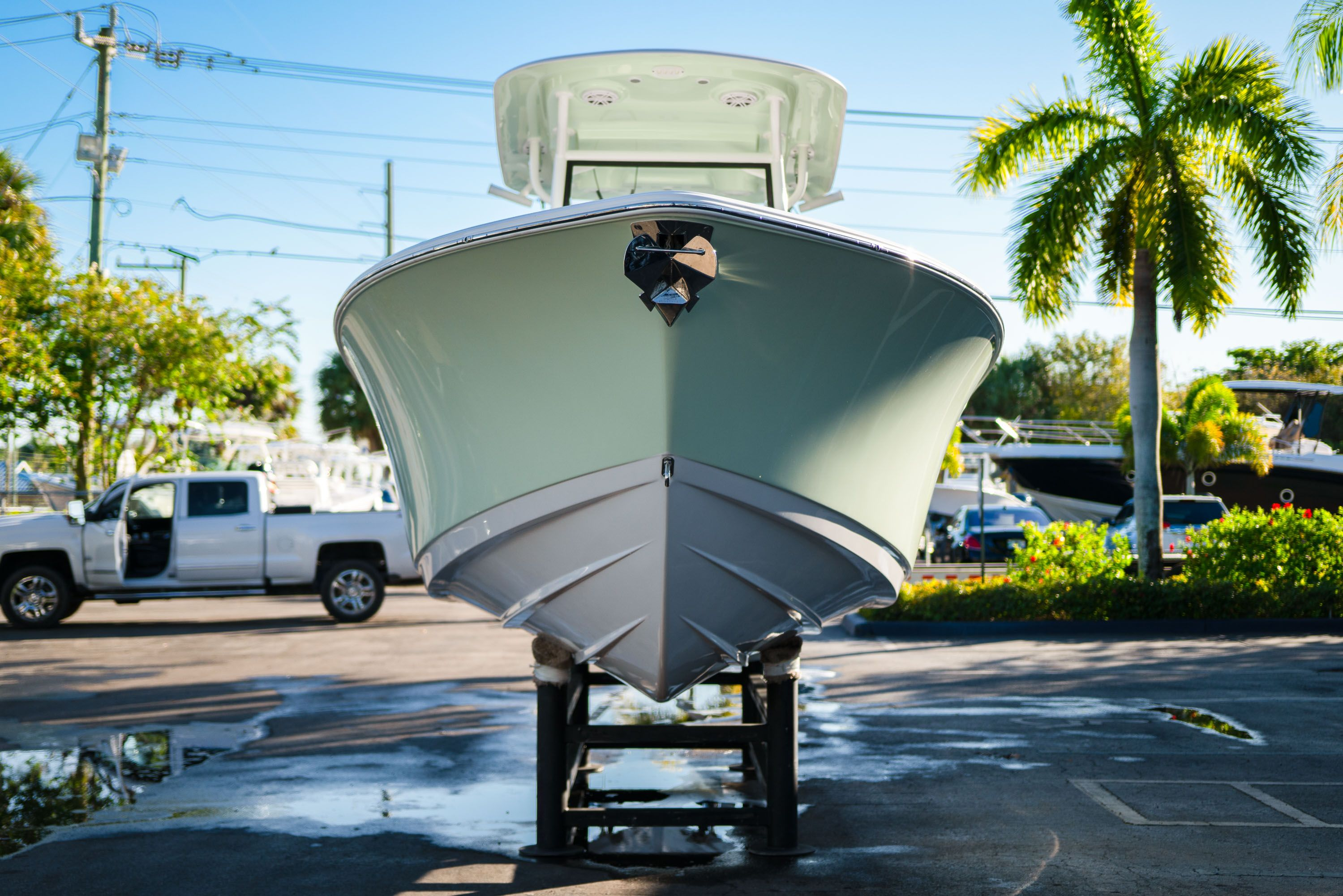 Thumbnail 2 for New 2020 Sportsman Open 282TE Center Console boat for sale in Vero Beach, FL
