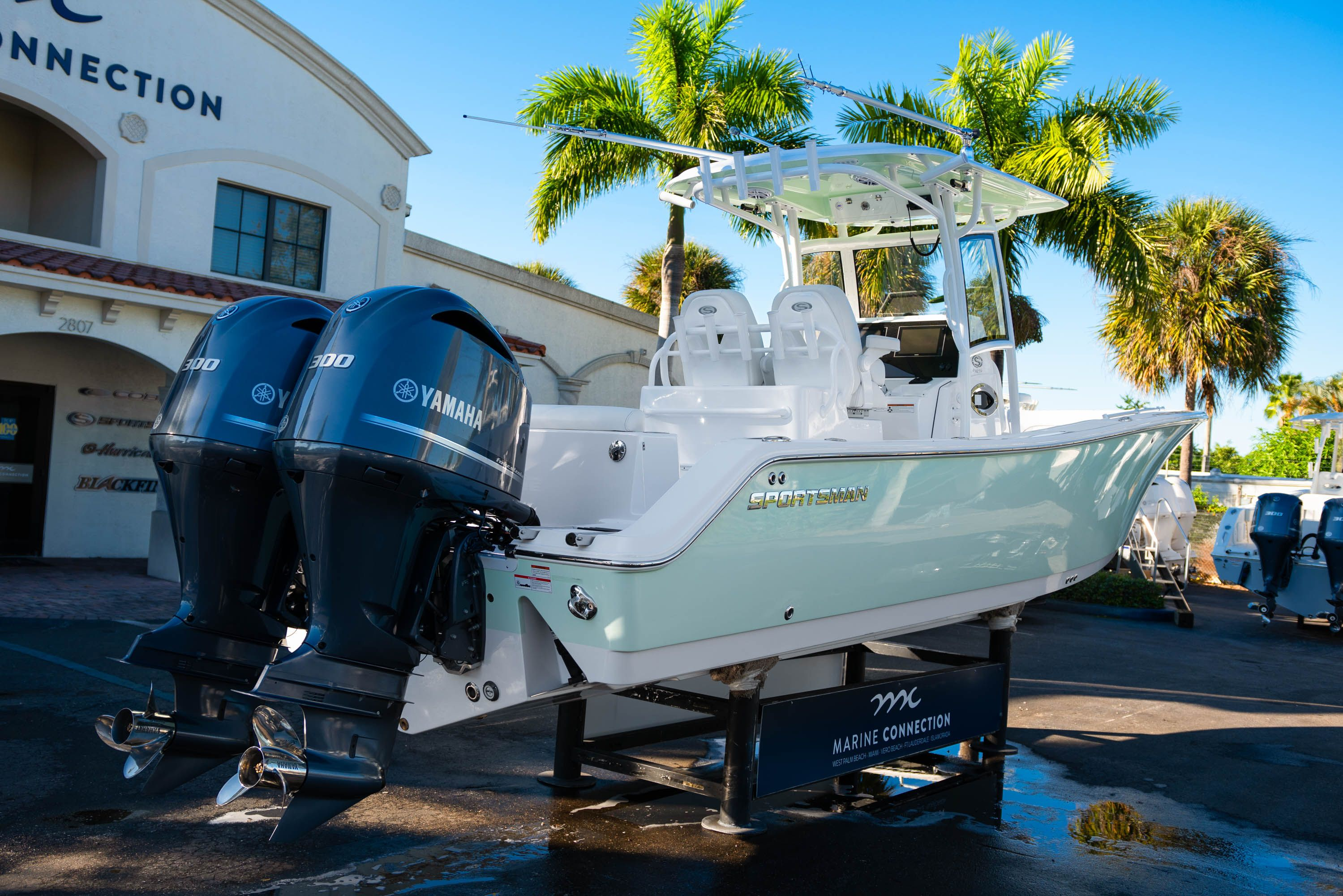 Thumbnail 7 for New 2020 Sportsman Open 282TE Center Console boat for sale in Vero Beach, FL