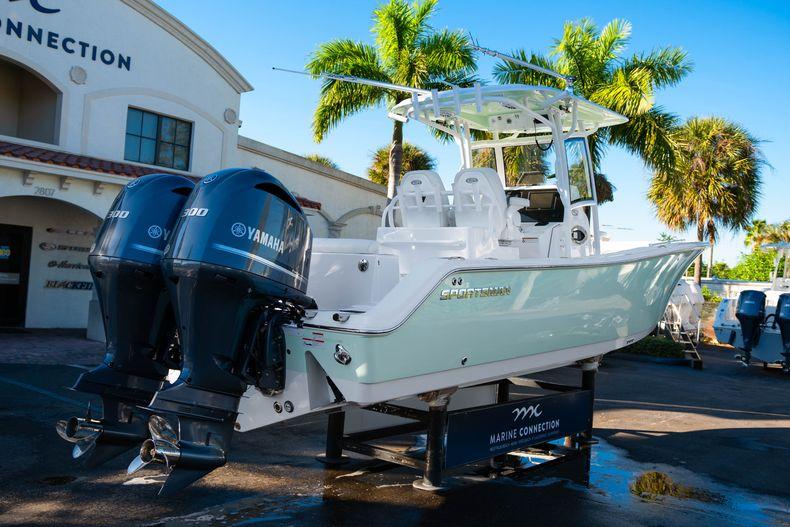 Thumbnail 7 for New 2020 Sportsman Open 282TE Center Console boat for sale in Miami, FL
