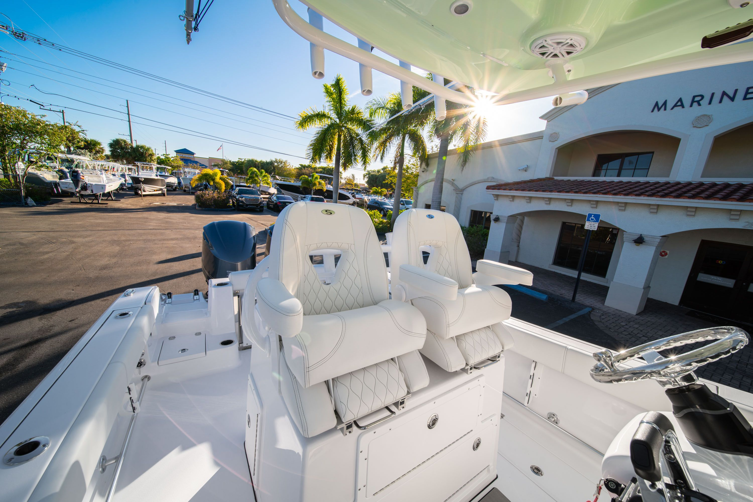Thumbnail 36 for New 2020 Sportsman Open 282TE Center Console boat for sale in Vero Beach, FL