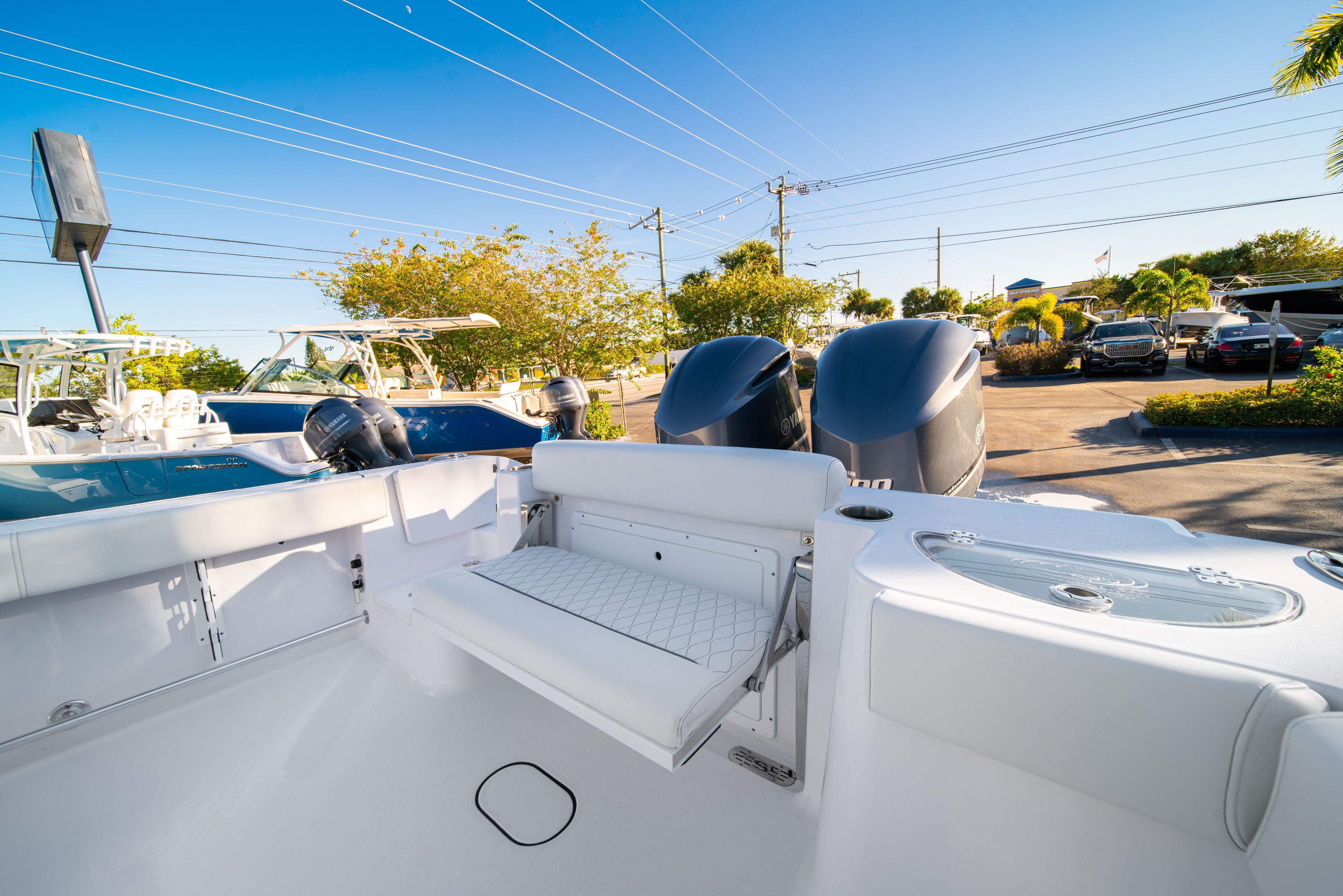 Thumbnail 14 for New 2020 Sportsman Open 282TE Center Console boat for sale in Vero Beach, FL