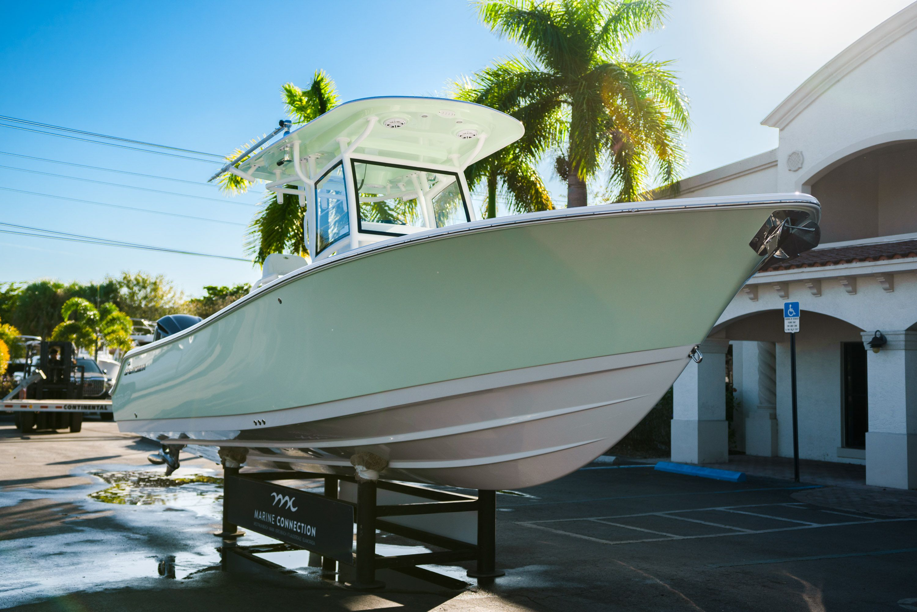 Thumbnail 1 for New 2020 Sportsman Open 282TE Center Console boat for sale in Vero Beach, FL