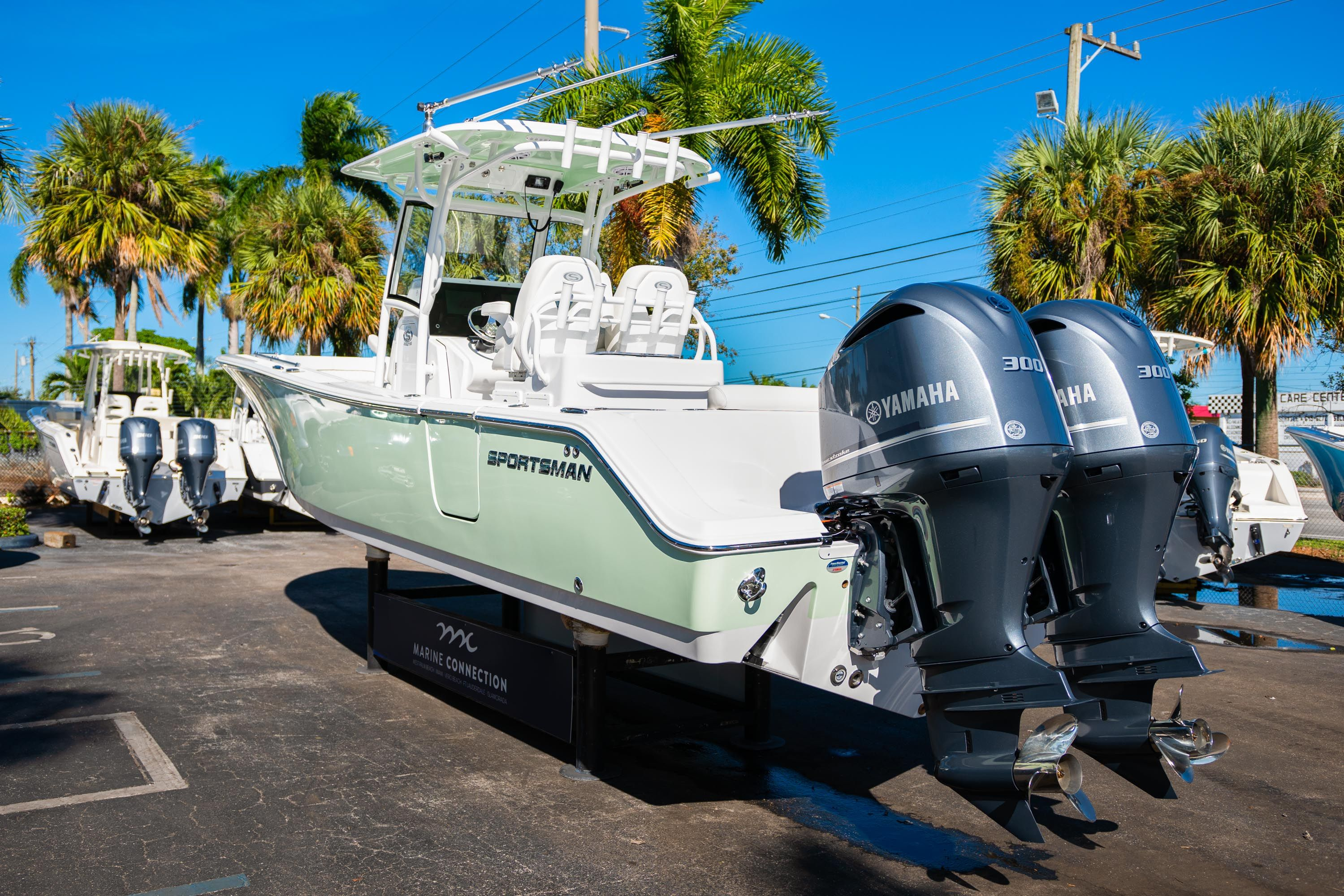 Thumbnail 5 for New 2020 Sportsman Open 282TE Center Console boat for sale in Vero Beach, FL