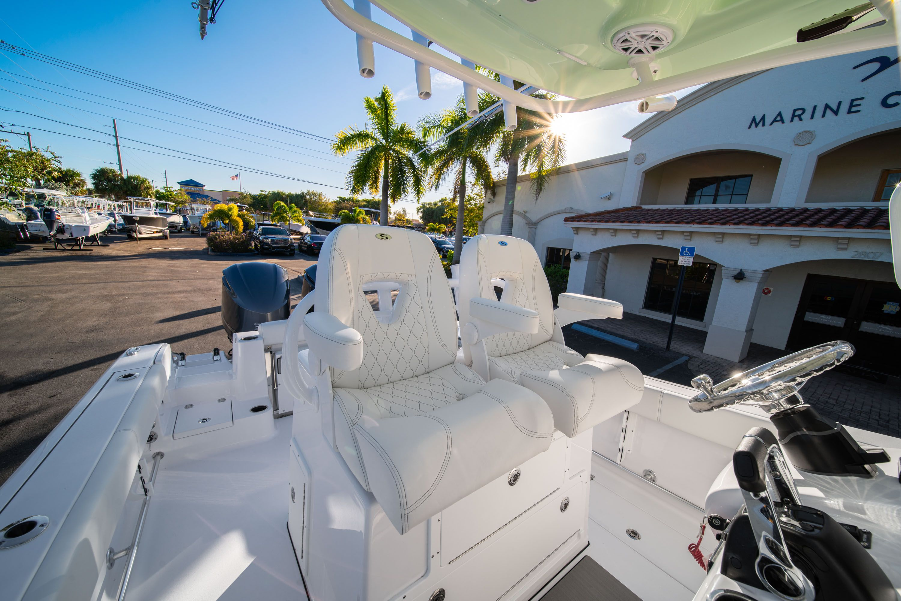 Thumbnail 37 for New 2020 Sportsman Open 282TE Center Console boat for sale in Vero Beach, FL
