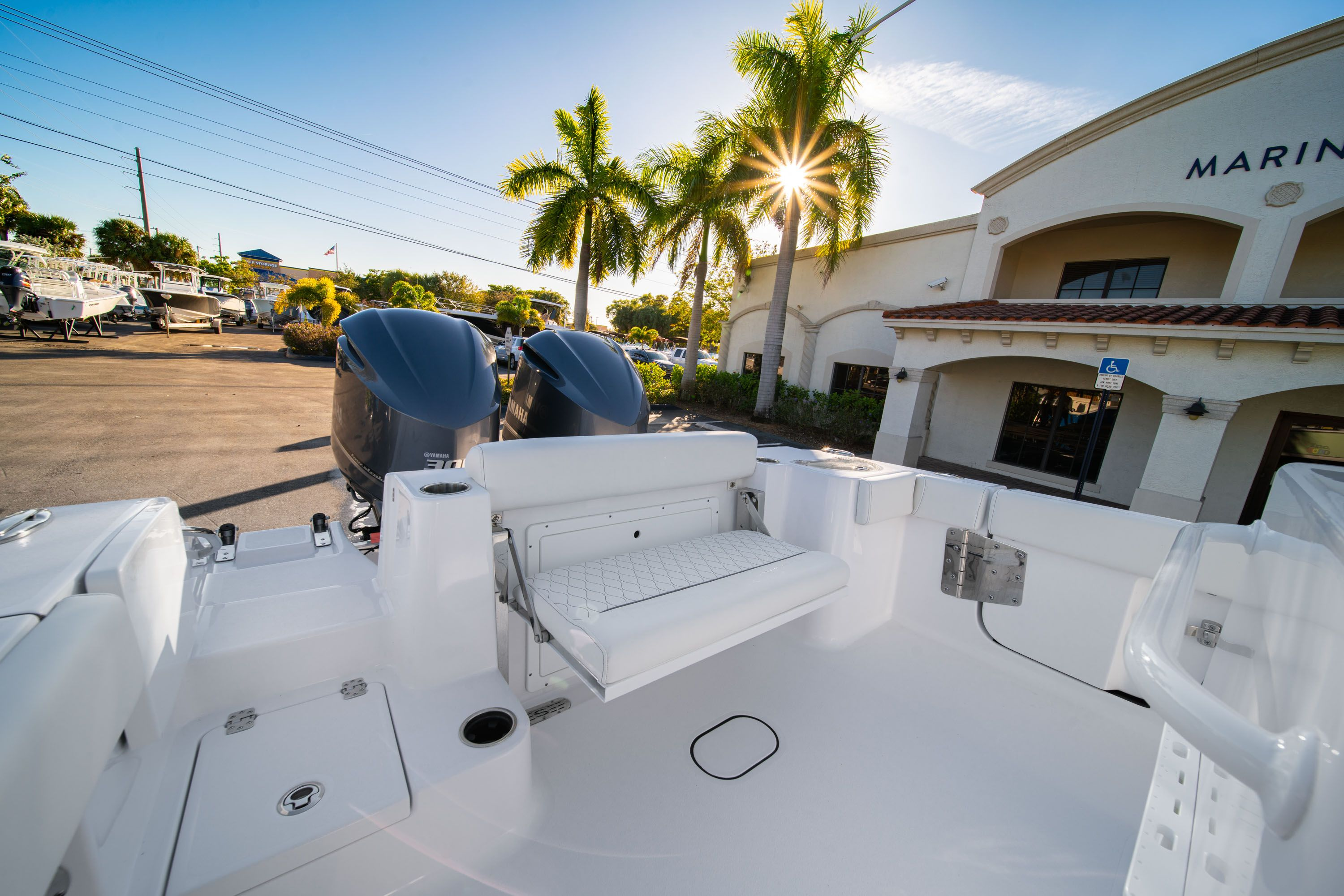 Thumbnail 10 for New 2020 Sportsman Open 282TE Center Console boat for sale in Vero Beach, FL