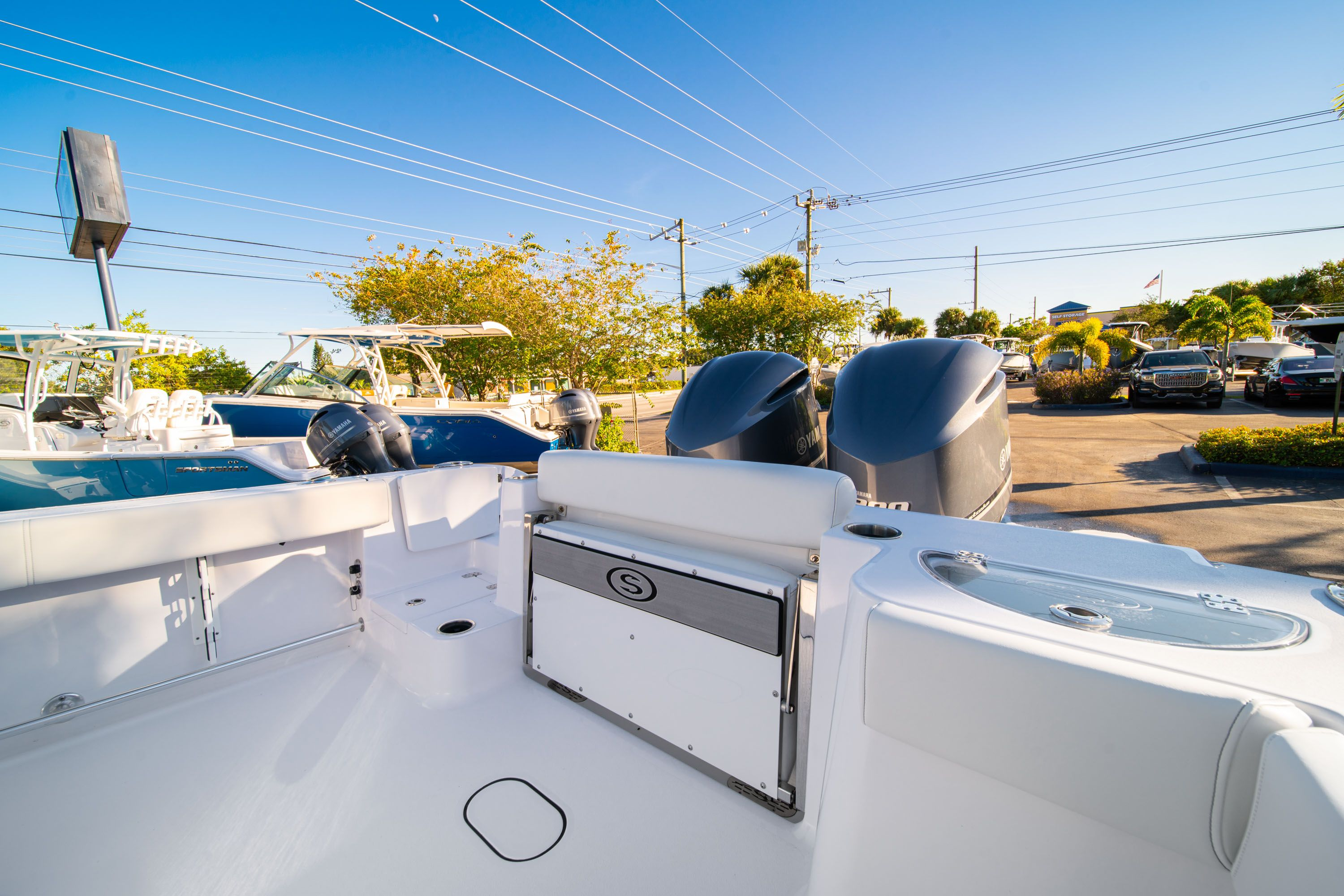 Thumbnail 13 for New 2020 Sportsman Open 282TE Center Console boat for sale in Vero Beach, FL
