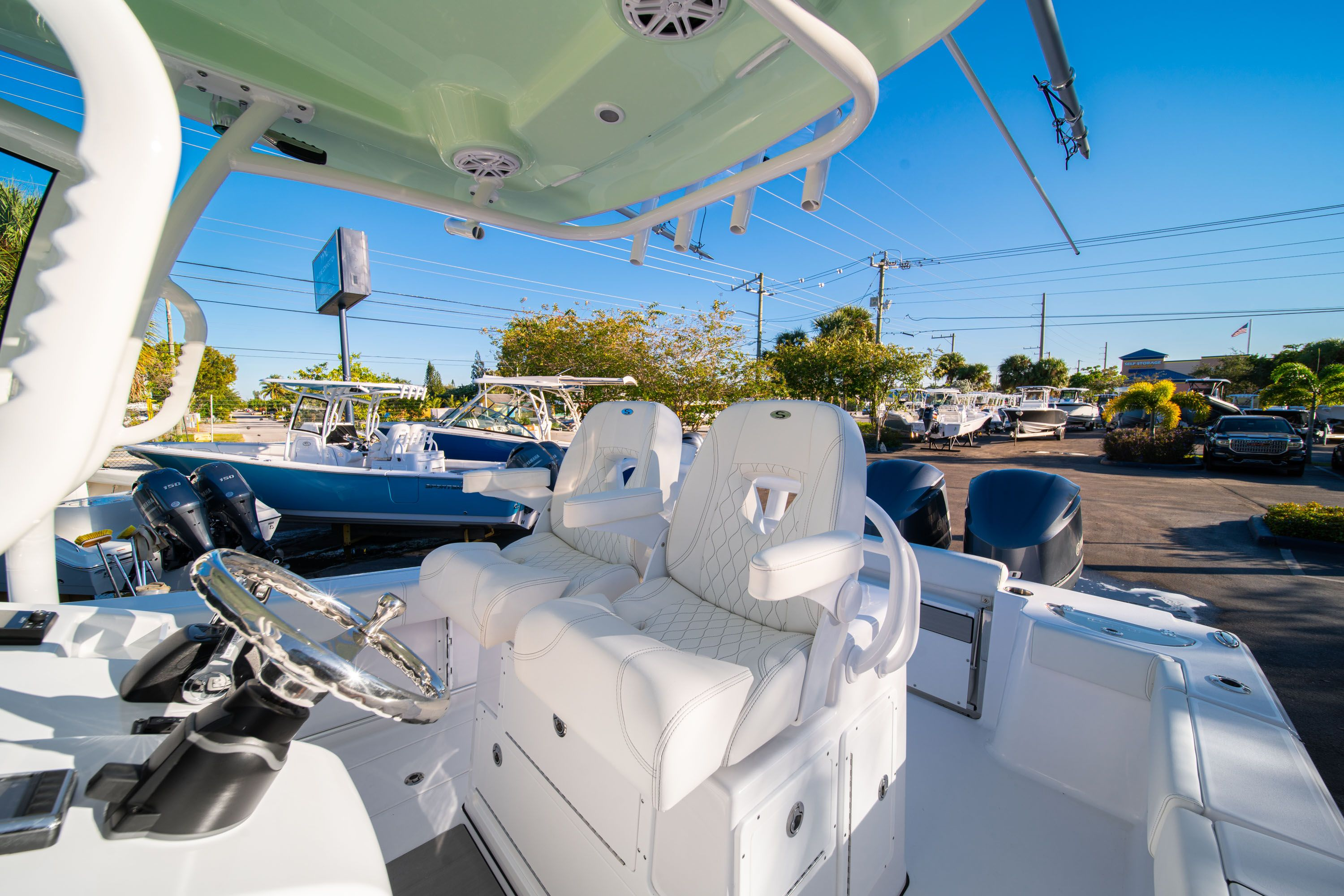 Thumbnail 39 for New 2020 Sportsman Open 282TE Center Console boat for sale in Vero Beach, FL