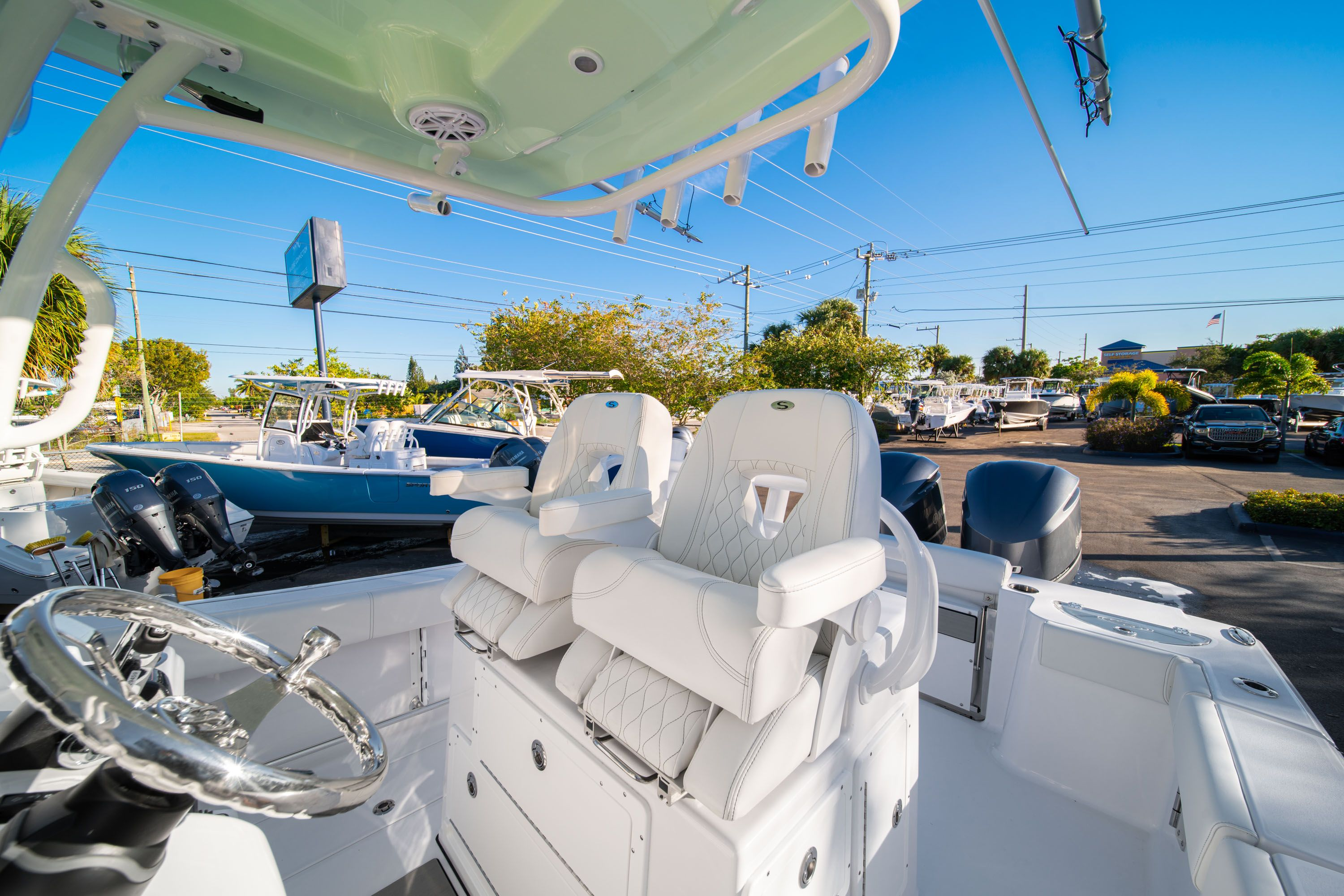 Thumbnail 38 for New 2020 Sportsman Open 282TE Center Console boat for sale in Vero Beach, FL