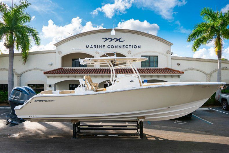 Used 2016 Sportsman Open 312 Center Console boat for sale in West Palm Beach, FL