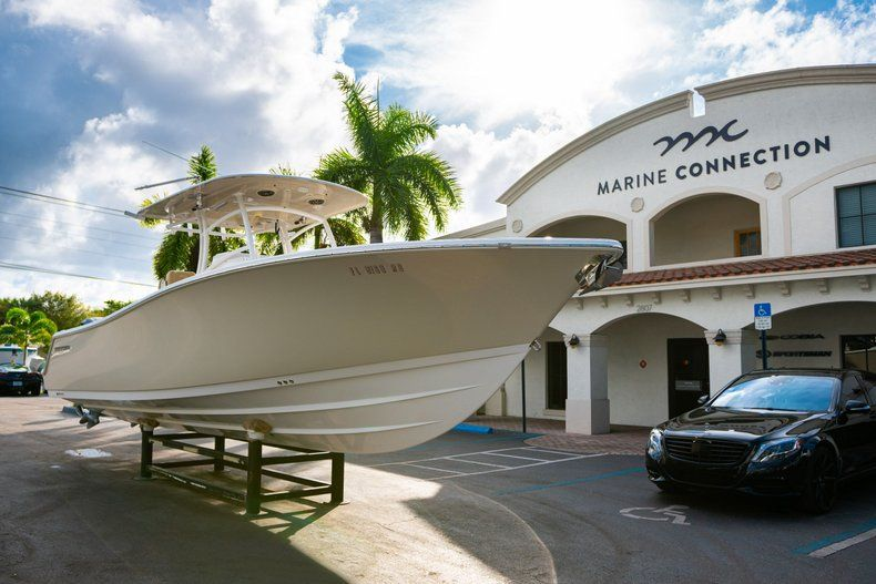 Thumbnail 1 for Used 2016 Sportsman 312 boat for sale in West Palm Beach, FL