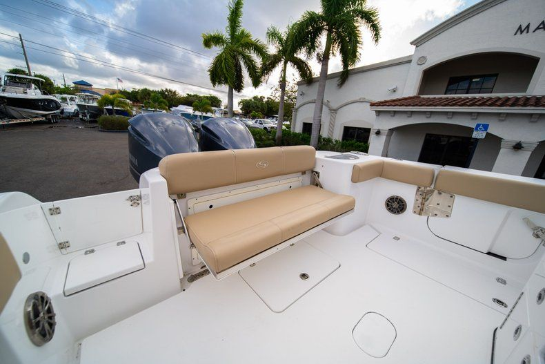Thumbnail 10 for Used 2016 Sportsman 312 boat for sale in West Palm Beach, FL