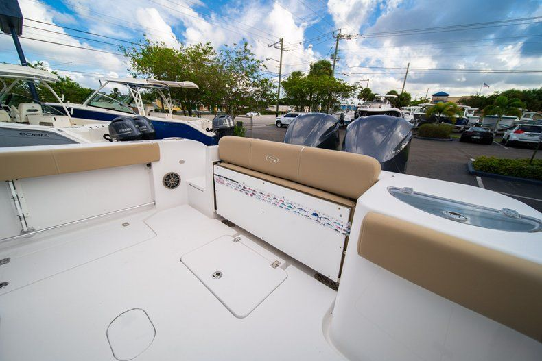 Thumbnail 12 for Used 2016 Sportsman 312 boat for sale in West Palm Beach, FL