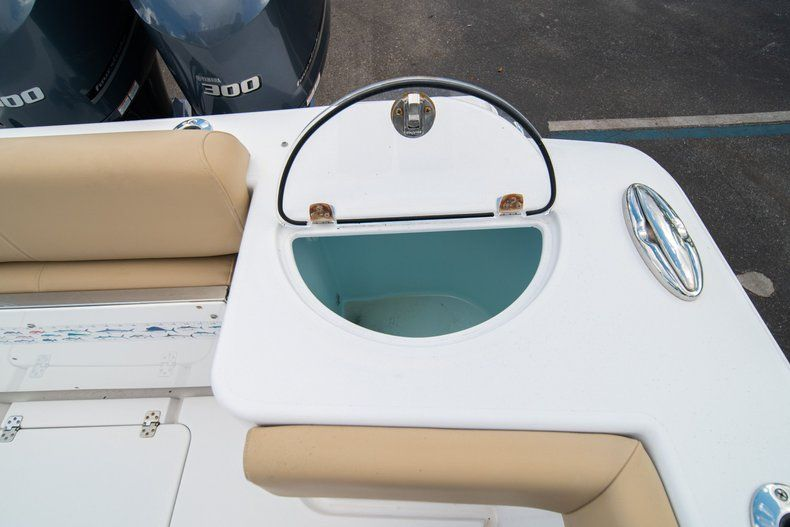 Thumbnail 15 for Used 2016 Sportsman Open 312 Center Console boat for sale in West Palm Beach, FL