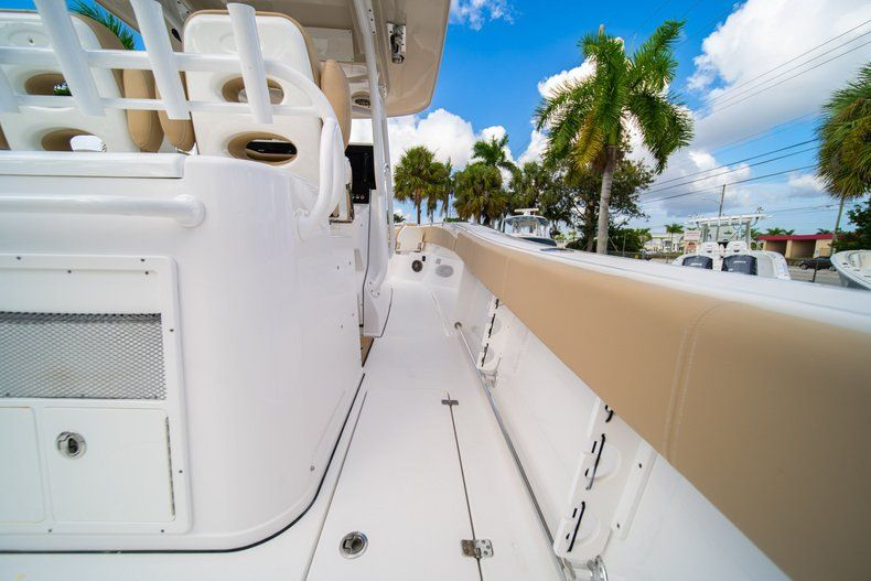 Thumbnail 19 for Used 2016 Sportsman Open 312 Center Console boat for sale in West Palm Beach, FL