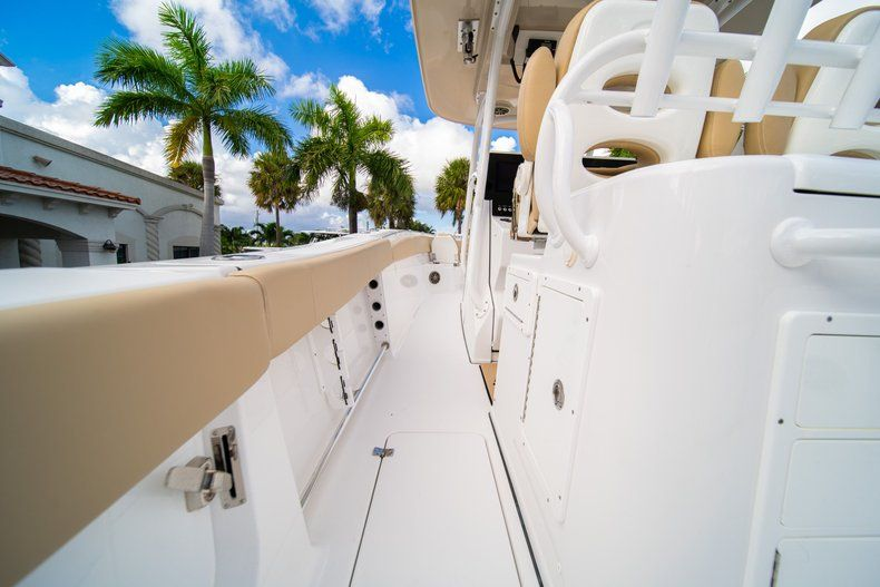 Thumbnail 22 for Used 2016 Sportsman Open 312 Center Console boat for sale in West Palm Beach, FL