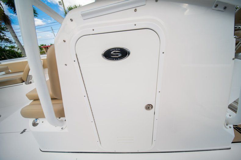 Thumbnail 36 for Used 2016 Sportsman Open 312 Center Console boat for sale in West Palm Beach, FL