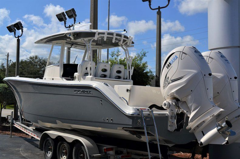 Thumbnail 3 for New 2020 Cobia 350 CC Center Console boat for sale in Vero Beach, FL