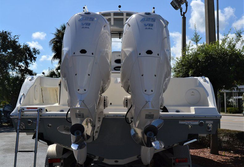 Thumbnail 4 for New 2020 Cobia 350 CC Center Console boat for sale in Vero Beach, FL