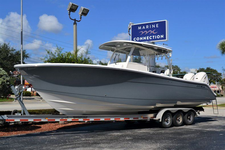 Photo for 2020 Cobia 350 CC Center Console
