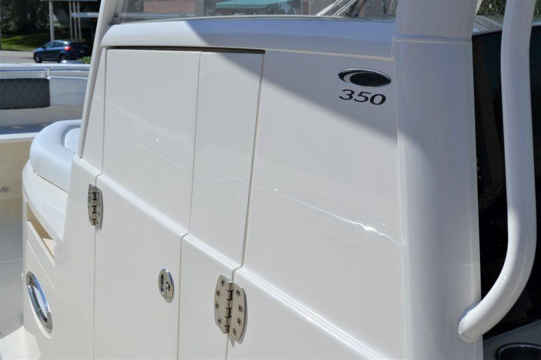 Thumbnail 24 for New 2020 Cobia 350 CC Center Console boat for sale in Vero Beach, FL