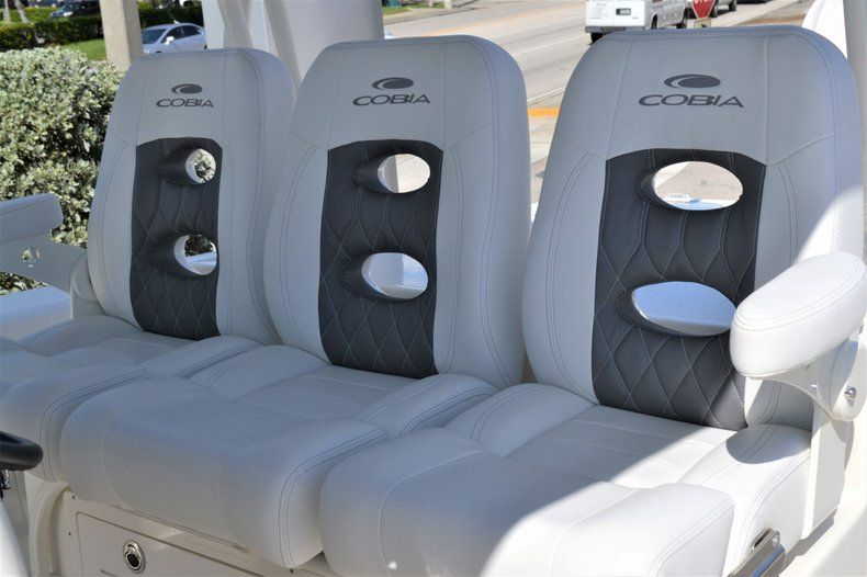 Thumbnail 14 for New 2020 Cobia 350 CC Center Console boat for sale in Vero Beach, FL