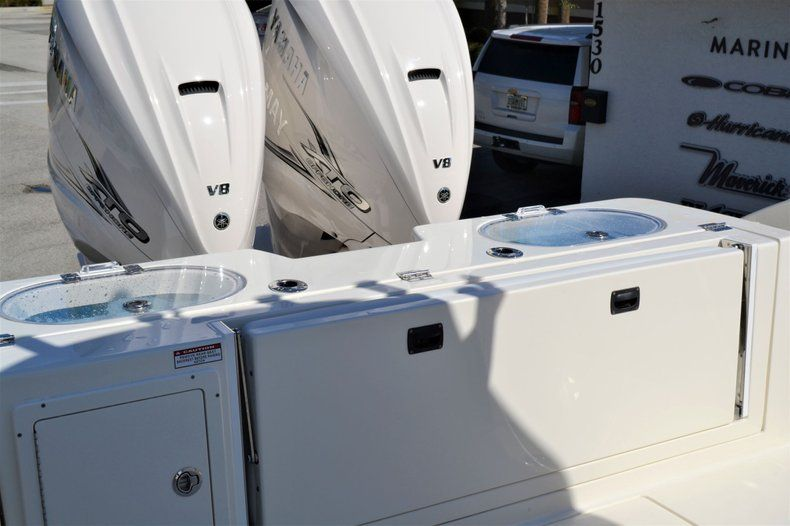 Thumbnail 18 for New 2020 Cobia 350 CC Center Console boat for sale in Vero Beach, FL