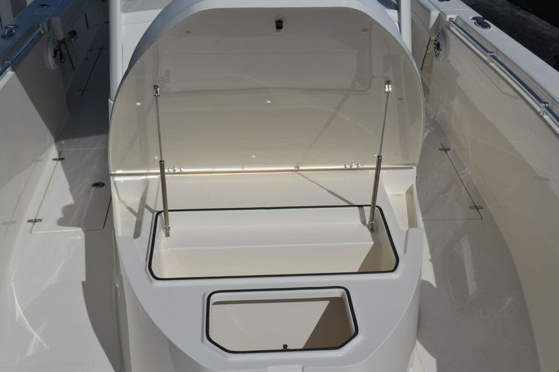 Thumbnail 28 for New 2020 Cobia 350 CC Center Console boat for sale in Vero Beach, FL
