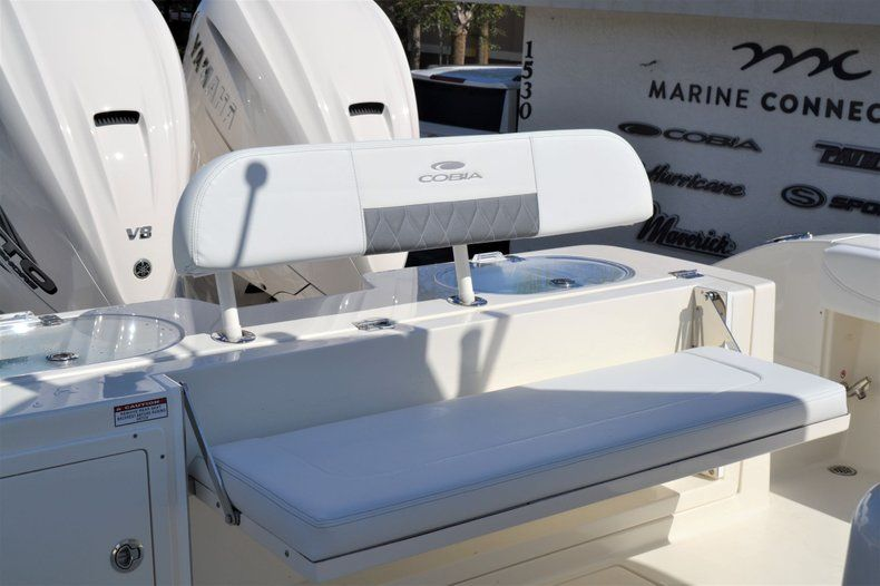Thumbnail 46 for New 2020 Cobia 350 CC Center Console boat for sale in Vero Beach, FL
