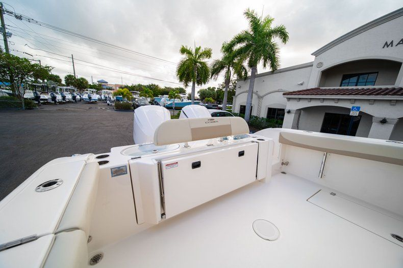 Thumbnail 10 for New 2019 Cobia 301 CC Center Console boat for sale in West Palm Beach, FL