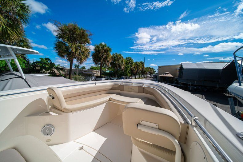 Thumbnail 34 for New 2019 Cobia 301 CC Center Console boat for sale in West Palm Beach, FL