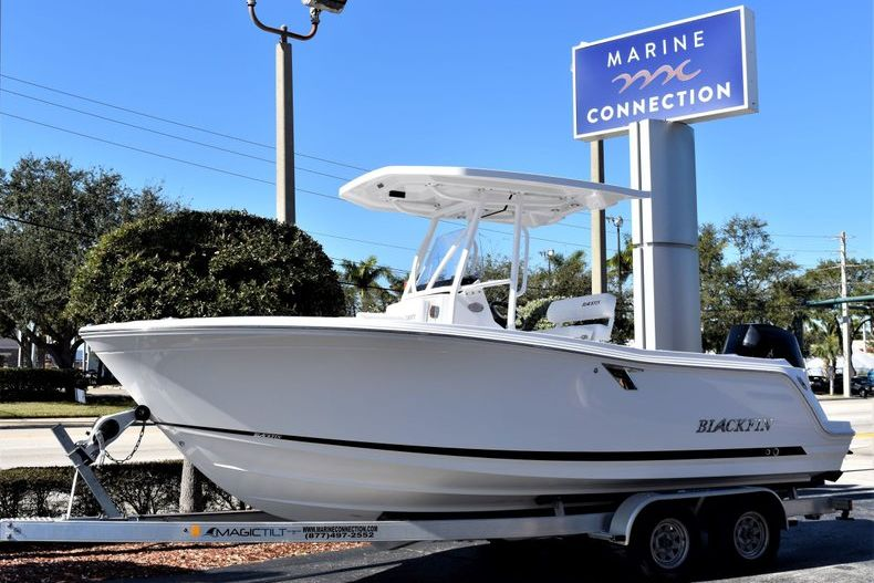 Photo for 2020 Blackfin 212CC Center Console