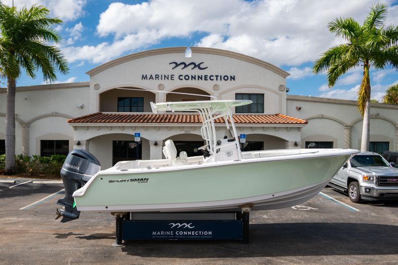 New 2020 Sportsman Heritage 231 Center Console boat for sale in Fort Lauderdale, FL