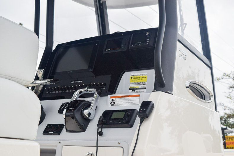 Thumbnail 6 for New 2020 Cobia 240 CC Center Console boat for sale in Miami, FL
