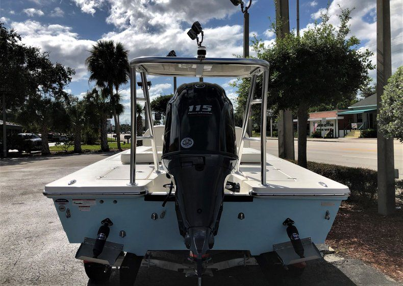 Thumbnail 5 for New 2020 Hewes Redfisher 18 Skiff boat for sale in Vero Beach, FL