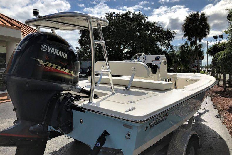 Thumbnail 6 for New 2020 Hewes Redfisher 18 Skiff boat for sale in Vero Beach, FL