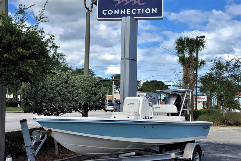 Thumbnail 1 for New 2020 Hewes Redfisher 18 Skiff boat for sale in Vero Beach, FL
