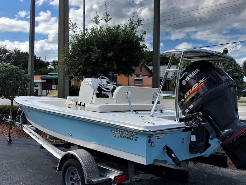 Thumbnail 4 for New 2020 Hewes Redfisher 18 Skiff boat for sale in Vero Beach, FL