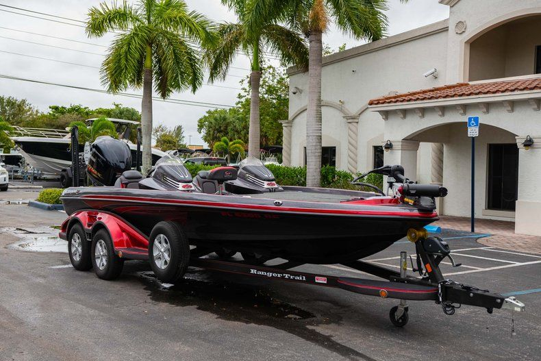 Thumbnail 1 for Used 2016 Ranger Z521C boat for sale in West Palm Beach, FL
