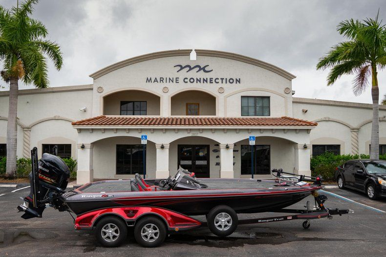 Used 2016 Ranger Z521C boat for sale in West Palm Beach, FL