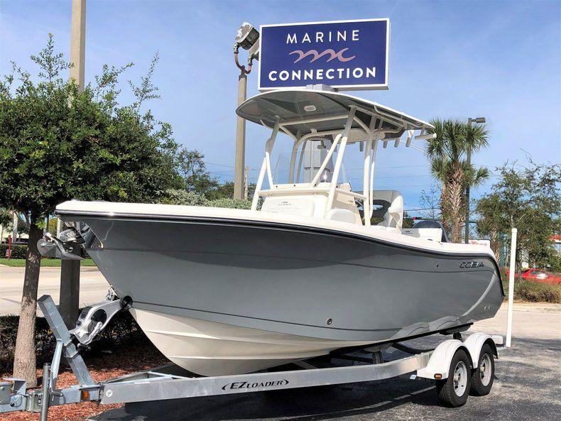 Thumbnail 1 for New 2020 Cobia 220 CC Center Console boat for sale in Vero Beach, FL