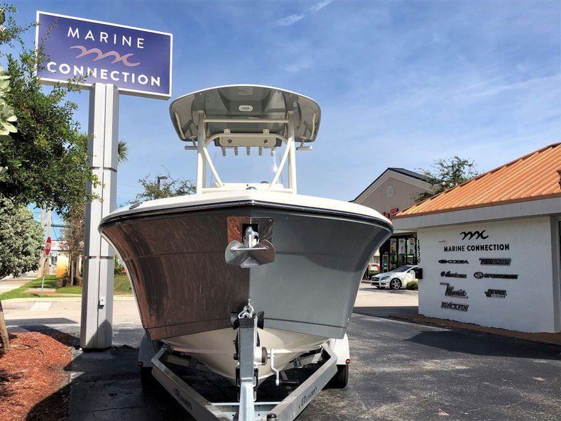 Thumbnail 2 for New 2020 Cobia 220 CC Center Console boat for sale in Vero Beach, FL